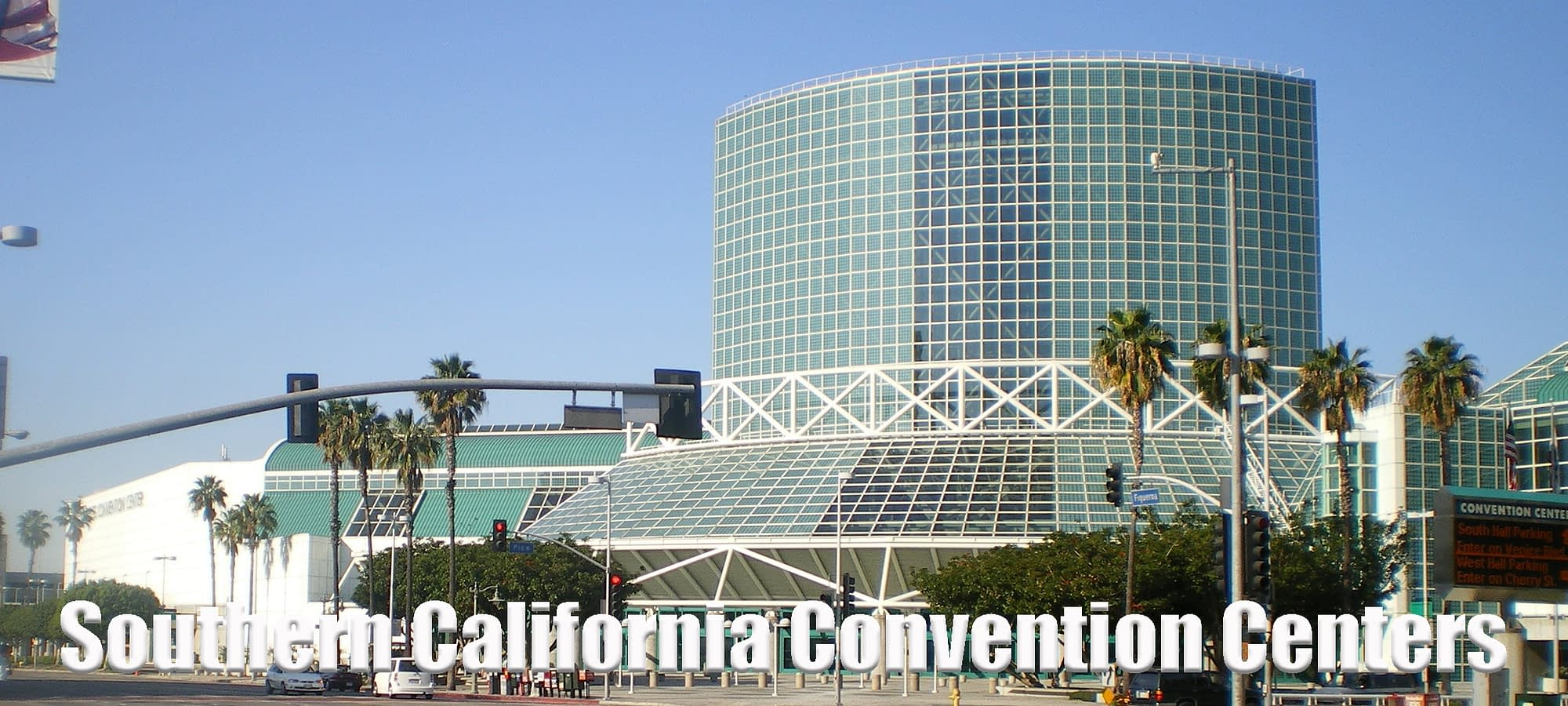 Southern California Convention Centers
