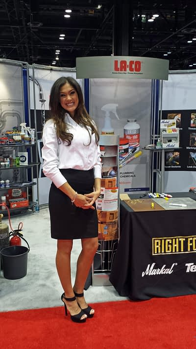Models For AHR Expo